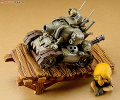 Vehicle 001 & Prisioner - Metal Slug