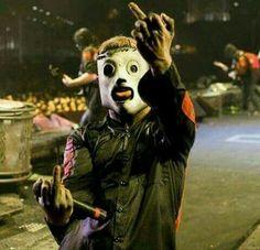 Corey finger Slipknot