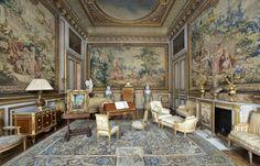 Tapestry Room, Musée Jacquemart-André, France.