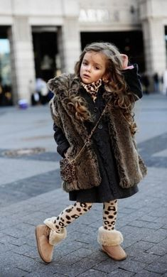 Kids Winter Fashion Outfits