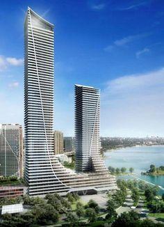 Eau de Soleil Sky Tower - The Skyscraper Center