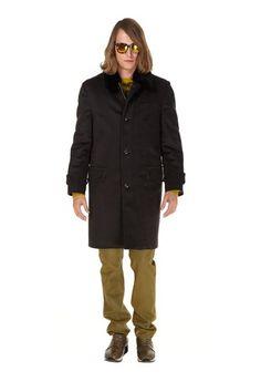 Marc Jacobs Cashmere Mink Coat