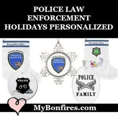 Police officer christmas gift ideas