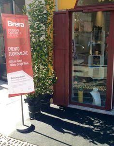Milano Design Week 2014  Brera - Bibijoux