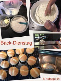 Back-Dienstag Muffin, Breakfast, Food, Tuesday, Food Food, Bakken, Morning Coffee, Eten, Cupcakes
