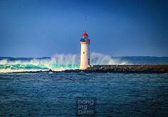Big swell at Port Fairy lighthouse. Fabulous capture of the waves crashing against the rocks courtesy of @hangingpixels_photo_art #liveinvictoria #victoria #vic #portfairy #portfairypics #greatoceanroad #greatsouthcoast #southwestvic #waves #swell #sea #ocean #surf #lighthouse #nature #scenic #autumn #beautiful #love #australia #liveinaustralia by liveinvictoria