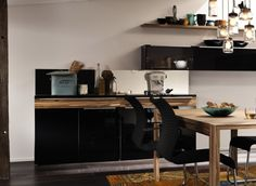 Hülsta now! Dining Furniture, Corner Desk, Kitchen, Home Decor, Corner Table, Cooking, Decoration Home, Room Decor, Dining Room Furniture