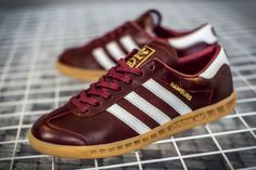 "adidas Hamburg Leather ""Made in Germany"" Pack"
