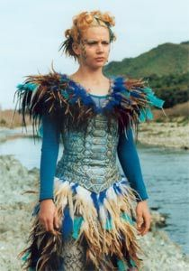 Tribestyle: Amber(Eagle)'s Tribe 3 Costume   Tribeworld