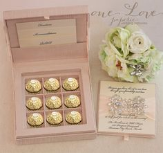 Silk Box Wedding Invitation, Custom Wedding Invitation Box ______________ Starting at: on Etsy, $29.30