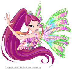 Roxy Sirenix by MishAir on DeviantArt Crossover Fanfiction, Ice Monster, Les Winx, Muse Art, Princess Zelda, Disney Princess, Winx Club, Roxy, Tinkerbell