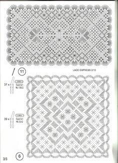 lace express - 2010-2 - Virginia Ahumada - Webové albumy programu Picasa Crochet Doilies, Crochet Lace, Bobbin Lacemaking, Lace Art, Bobbin Lace Patterns, Point Lace, Lace Jewelry, Tatting Lace, Needle Lace
