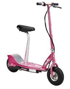 Razor E300S Seated Electric Scooter -Razor Electric Scooters