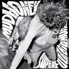 Mudhoney - Superfuzz Bigmuff (1990) - Print with Black Card Frame and Mount (21cm x 21cm)