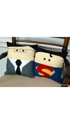 Superman Pillows