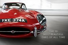 すべての時間の10最も美しい車 - ヤフー自動車