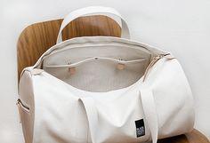 BLACK HOUSE PROJECT Duffle Bag
