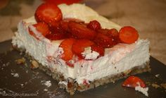Melissa's Famous Cheesecake…Grain-Free, Sugar-Free & Low-Carb