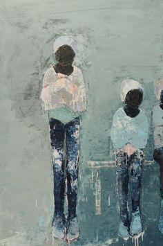 Rebecca Kinkead Art | Africa |