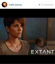 Cabelo curto - Halle Berry ❤