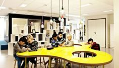 Imaginative + Motivating Learning Spaces at Vittra School Brotorp | Wave Avenue