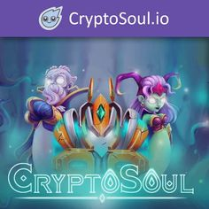 CryptoSoul. Play game. Earn tokens.