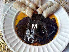 Mbongo'o tchobi Cuisine bassa'a Cameroun