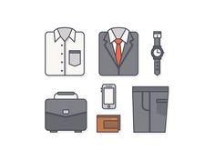 Men Wear Icon