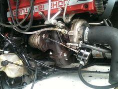 Kuvahaun tulos haulle ford sierra cosworth 2wd engine