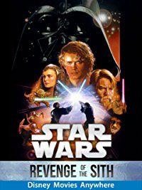 Star Wars Movie : Revenge of the Sith (Theatrical Version): Ewan McGregor, Natalie Portman, Hayden Christensen, Ian McDiarmid: http://amzn.to/2xxu1iP