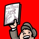 The New Yorker, literary review section