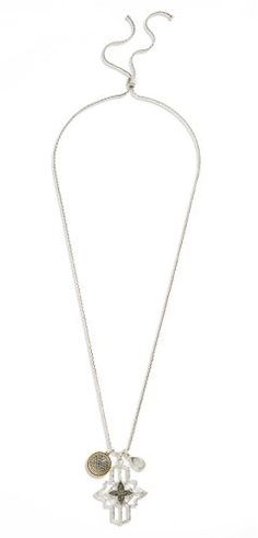 Gifts for Women | Cool Street-Smart Staples | Pave Cross Pendant | Lucky Brand