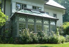 Small Conservatory Greenhouse: Palmhouses & Greenhouses by ...