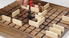Deluxe Quoridor Board Game