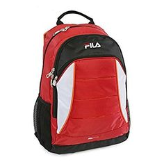 Fila Filatech Horizon Backpack RED >>> Learn more by visiting the image link.(This is an Amazon affiliate link and I receive a commission for the sales)