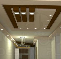Simple False Ceiling Design, Plaster Ceiling Design, Gypsum Ceiling Design, Interior Ceiling Design, House Ceiling Design, Ceiling Design Living Room, Ceiling Light Design, Home Ceiling, Fall Ceiling Designs Bedroom