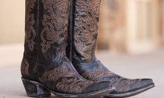 Add a Little Kick to Your Step with These Stunning Boots