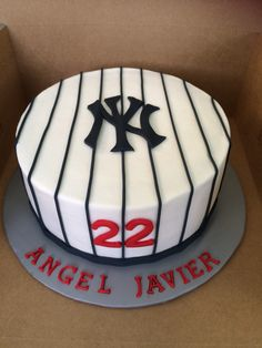 New York Yankees! #cakes