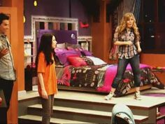 iCarly: iGot a Hot Room- Behind the Scenes (HD) Miranda Cosgrove, Jennette Mccurdy, Icarly, Behind The Scenes, Toddler Bed, Room, Furniture, Home Decor, Youtube