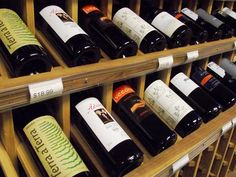 Fine Portuguese wines can be purchased at Lisbon Liquors.