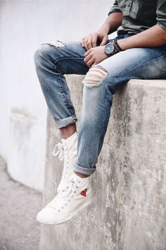 Only Men Style — wowthatman:   Your daily male fashion inpsiration...