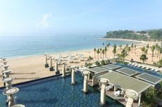 The Mulia Best Beach Resort, luxury hotel, expensive hotel, bali, travel, indonesia. For more pics: www.luxurysafes.me/blog/