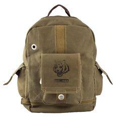 Cincinnati Bengals NFL Prospect Deluxe Backpack