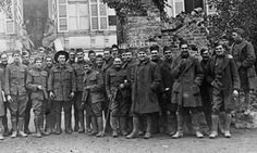 US WWI soldiers filmed ahead of the Battle of the Somme | Daily Mail Online