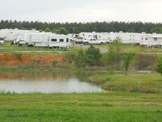 Hope Springs RV Campground At Hughes TX