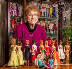 Clothes Barbie's Longtime Clothing Designer Carol Spencer Reflects on the Doll's Wardrobe - Spencer looks back at her at Mattel in a new book, Dressing Barbie Barbie Style, Barbie Girl, Barbie Dress, Barbie House, Barbie Clothes Patterns, Vintage Barbie Clothes, Vintage Dolls, Vintage Toys 1970s, Sewing Doll Clothes