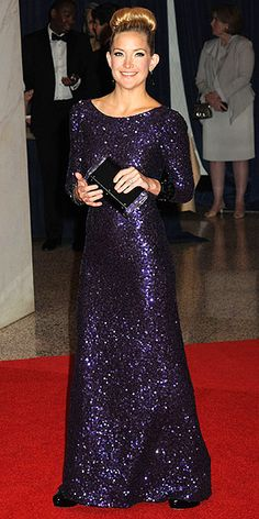 The Winning Gowns at the White House Correspondents' Dinner