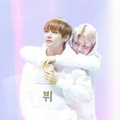 Vmin~ Best Friends! ❤ #BTS #방탄소년단