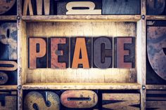 """Deborah's 1/22/16 blog post by Guest Blogger, David Howard, Spiritual Leader, Unity Spiritual Center Denver, """"The Land of Peace (Part 1 of 2)."""" While there is nothing magical about turning the page of a calendar from December to January, the beginning...TO READ MORE, CLICK THE PIC."""