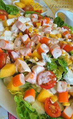 Good Healthy Recipes, Vegan Recipes, Cooking Recipes, Caprese Salat, Plats Healthy, Vegan Gains, Tasty, Yummy Food, Chicken Salad Recipes